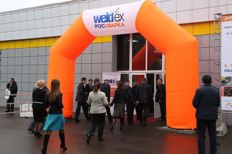 ESVA is going on Weldex 2018